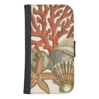 Sealife Collection Samsung S4 Wallet Case