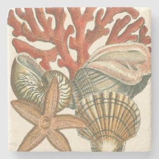 Sealife Collection Stone Coaster