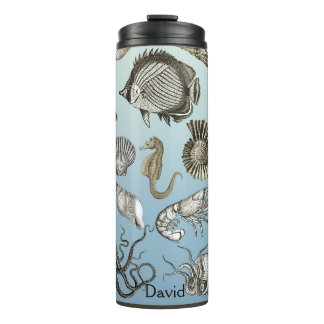 Sealife Custom Thermal Tumbler
