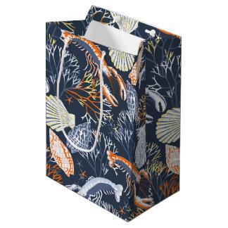Sealife Medium Gift Bag
