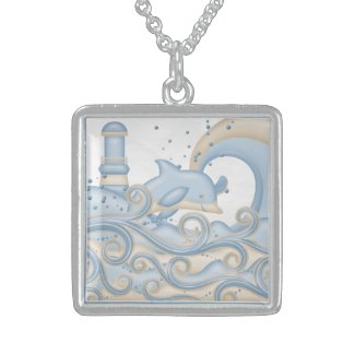 Sealife One Necklace