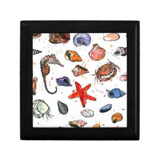 Sealife's Watercolors Gift Box