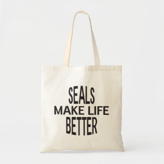 Seals Better Bag - Assorted Styles & Colors