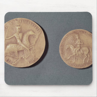 Seals of Charles I  of Anjou Mouse Mat