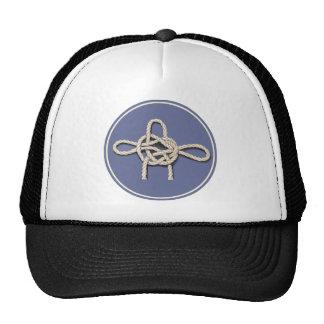 Seamen's Knots Mesh Hats
