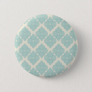 Seamless background 6 cm round badge