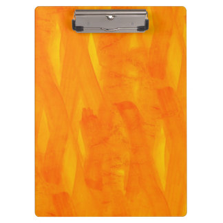 Seamless Background Yellow Abstract Watercolor Clipboard