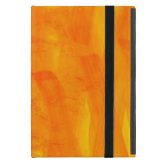 Seamless Background Yellow Abstract Watercolor iPad Mini Covers
