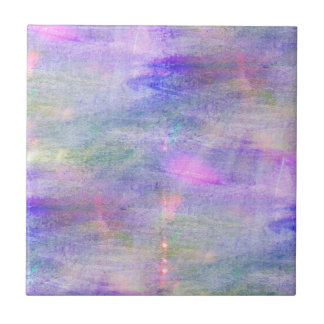 seamless blue, pink background yellow watercolor tile