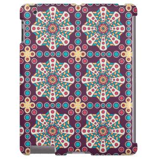 Seamless Creative Pattern iPad Case