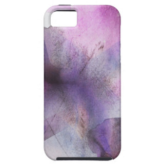 seamless cubism purple abstract art iPhone 5 covers