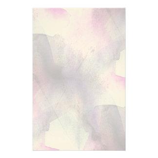 seamless cubism purple abstract art stationery design