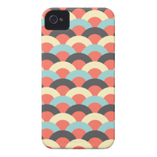 Seamless Japanese Pattern iPhone 4 Cover