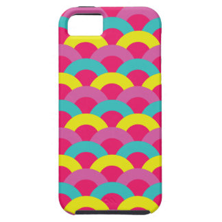 Seamless Japanese Pattern Tough iPhone 5 Case