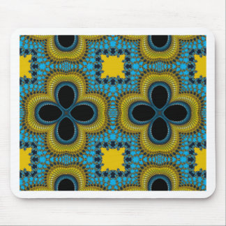 Seamless Pattern Design Mouse Pads