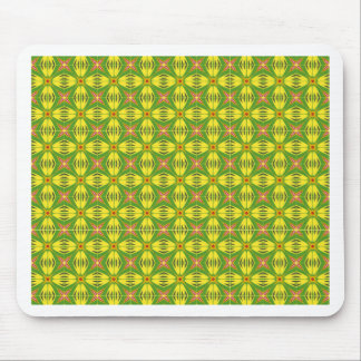 Seamless Pattern Design Mouse Pad