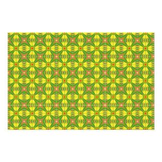 Seamless Pattern Photo Art