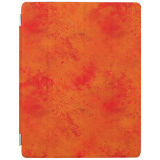Seamless Texture Background Abstract Orange And iPad Cover
