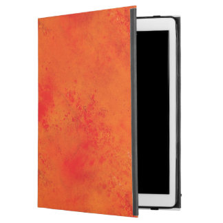 "Seamless Texture Background Abstract Orange And iPad Pro 12.9"" Case"