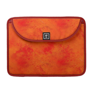 Seamless Texture Background Abstract Orange And Sleeve For MacBook Pro