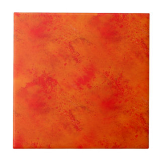 Seamless Texture Background Abstract Orange And Tile