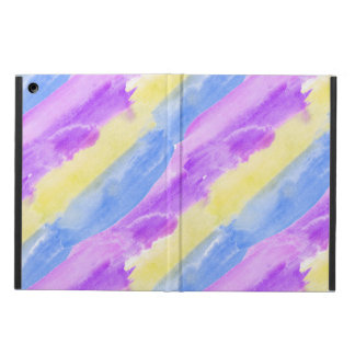 Seamless Watercolor Pattern by storeman iPad Air Cover