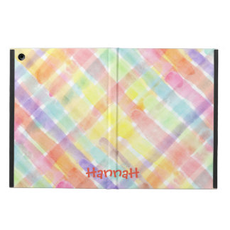 Seamless Watercolor Pattern by storeman iPad Air Covers