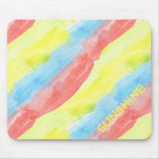 Seamless Watercolor Pattern by storeman Mouse Mat