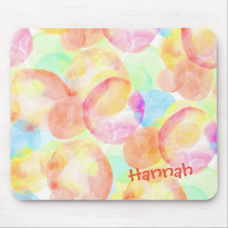 Seamless Watercolor Pattern by storeman Mouse Pad
