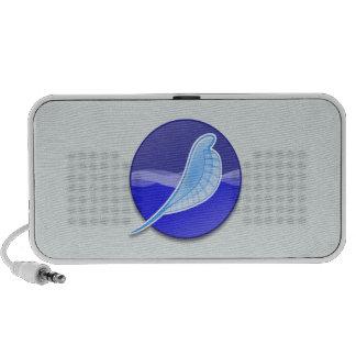 SeaMonkey Logo Travelling Speakers