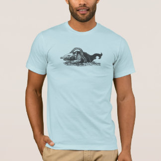 Seamonster 2: The Whale T-Shirt