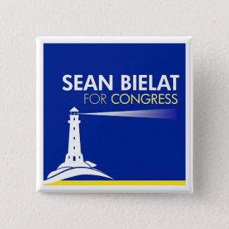 Sean Bielat for Congress Button