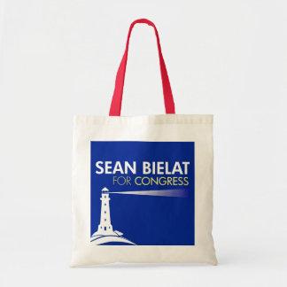 Sean Bielat for Congress Canvas Tote