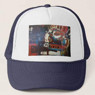 Sean Punk Trucker Hat