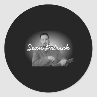 seanpatrick1, Sean Patrick Sticker