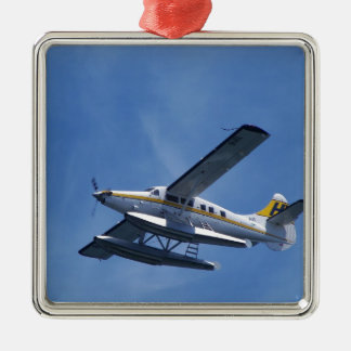 Seaplane Christmas Ornament