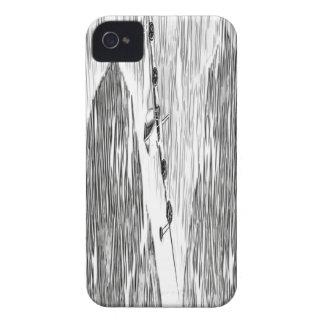Seaplane Dove 2 iPhone 4 Case-Mate Cases