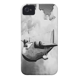 Seaplane Dove 6 iPhone 4 Case