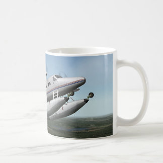 Seaplane Take-Off on Water Coffee Mug