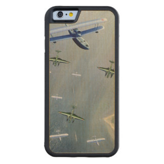 Seaplanes, 1933 carved® maple iPhone 6 bumper case