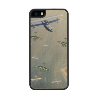 Seaplanes, 1933 carved® maple iPhone 5 case