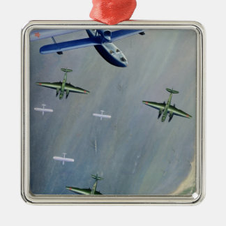 Seaplanes, 1933 christmas ornament