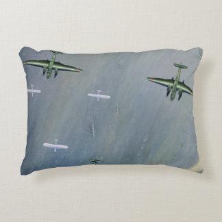 Seaplanes, 1933 accent pillow