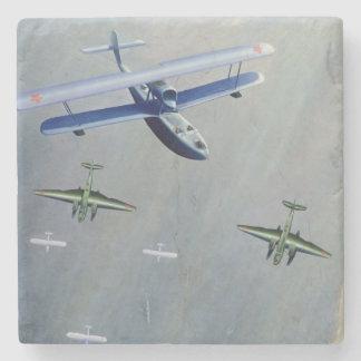 Seaplanes, 1933 stone coaster