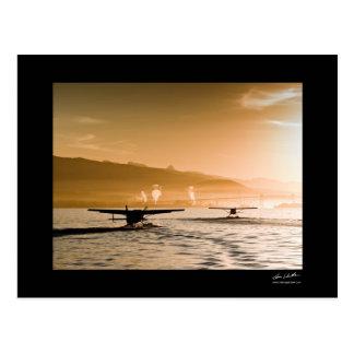 Seaplanes - Vancouver Postcard