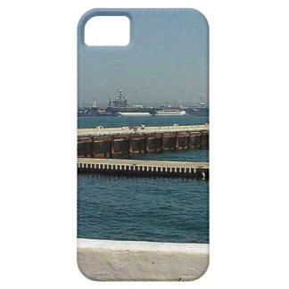 Seaport Village Aircraft Carriers Pier Water Bay D iPhone 5 Covers