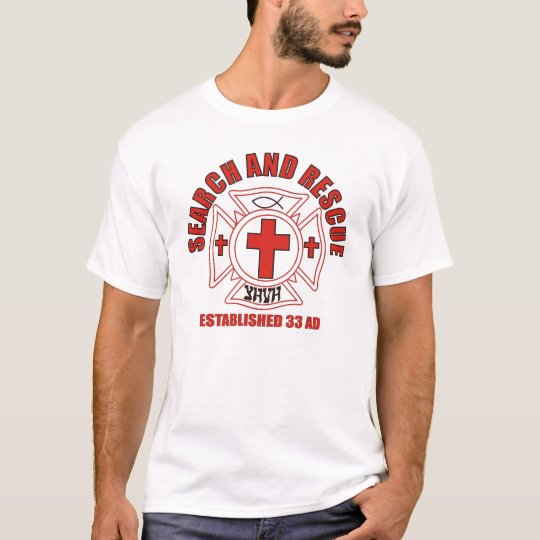 Search and Rescue 2 T-Shirt