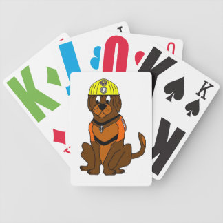 Search Dog Deck Of Cards