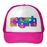 search engine mesh hat