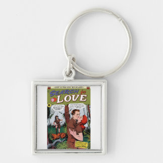 Search for Love #2 Keychain